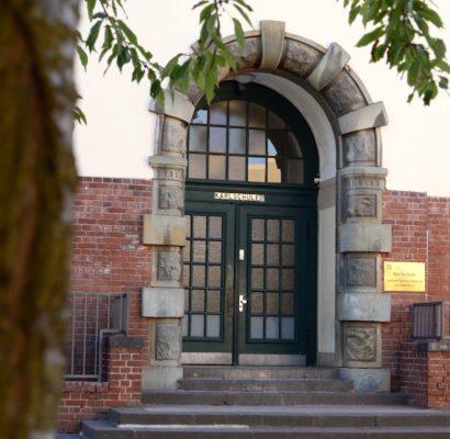 Karlschule_Eingang